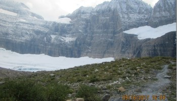 Glacier National Park Quietly Removes Its 'Gone by 2020
