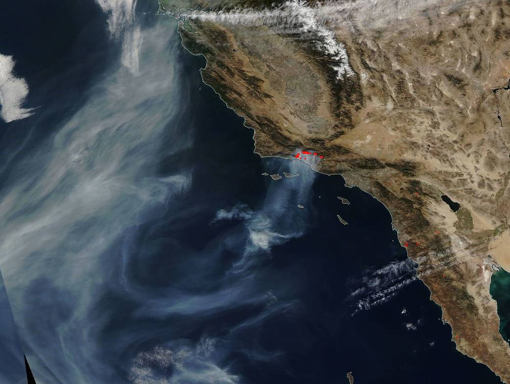 Is climate change REALLY the culprit causing California's