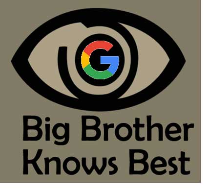 GOOGLE Big Brother Knows Best Watts Up With That