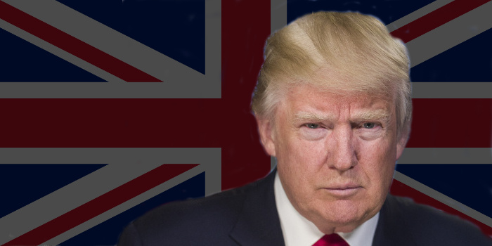 Radical Patriot Quoted By President >> Uk Protests President Trump The Climate Vandal But A Big Pro