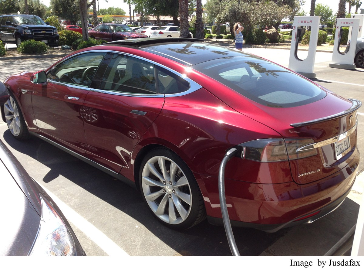Claim: Climate Conscious Tesla Owners being harassed by ICE