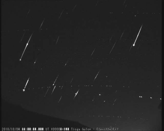Earth narrowly misses massive meteor storm   Watts Up With That?