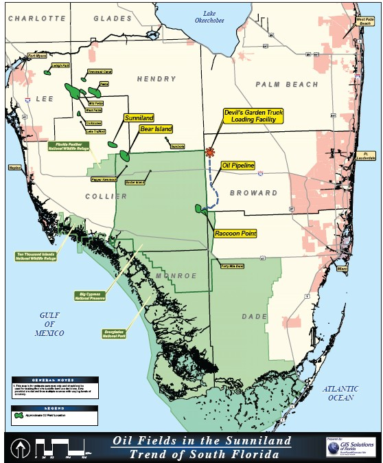 """Florida Appeals Court: """"Everglades open for oil drilling"""