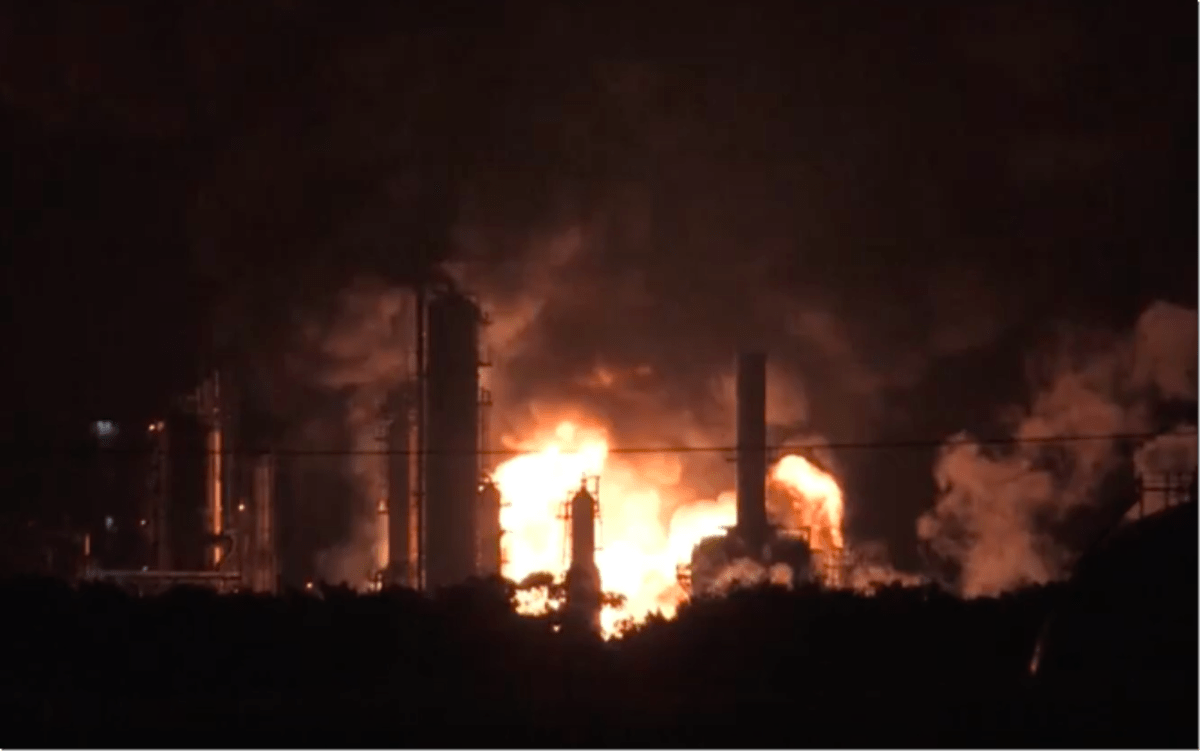 Will The Philadelphia Refinery Explosion Send Gas Prices
