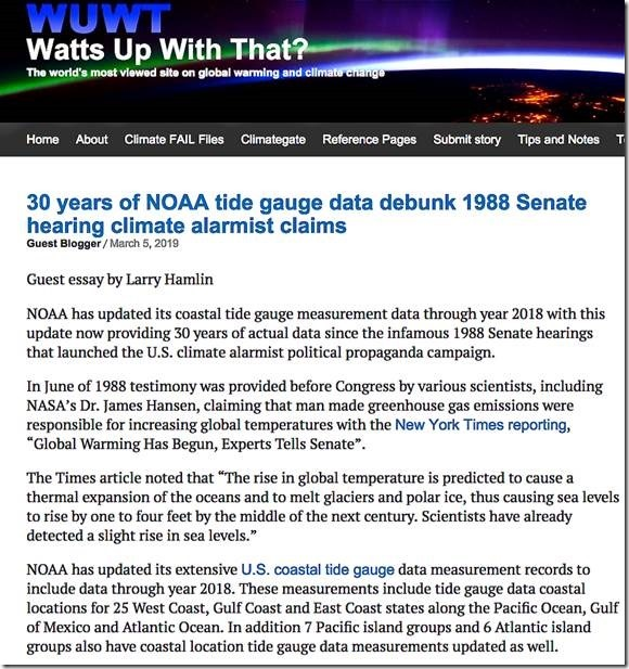 U S  media conceal 4 5+ billion tons increase of CO2 by