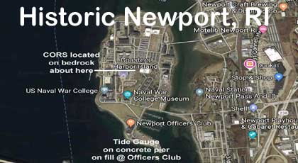 Is Historic Newport, RI Threatened by Sea Level Rise