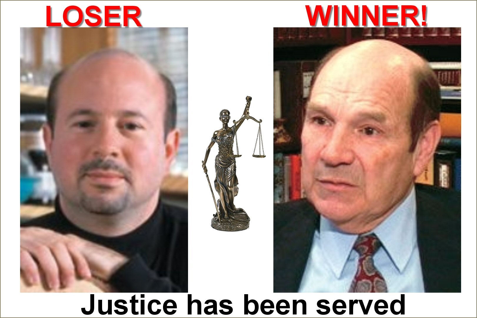 BREAKING – Dr. Tim Ball wins @MichaelEMann lawsuit – Mann has to pay
