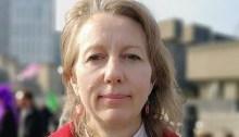 Extinction Rebellion Founder Gail Bradbrook