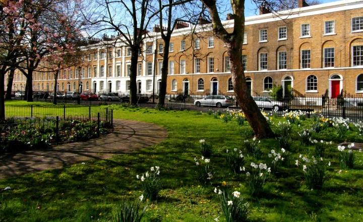 Tredegar Square East London