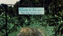 Welcome to Jonestown
