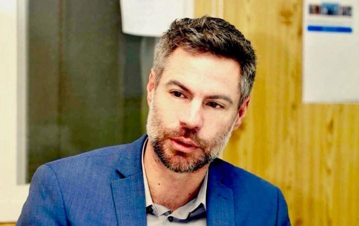 Michael Shellenberger