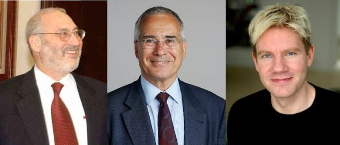 Stiglitz, Stern and Lomborg