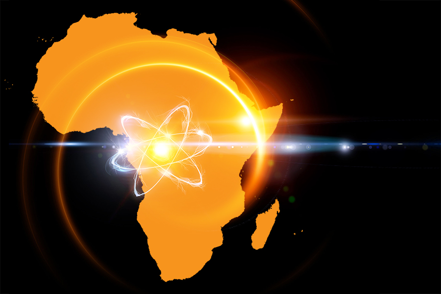 Sensible, sustainable nuclear power for Africa