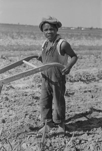 New-Madrid-Missourit-son-of-sharecropper-cultivating-cotton-field-by-Photographer-Russell-Lee-1938.jpg