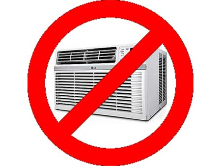 "We Need to Say ""Yes!"" to Air Conditioning"