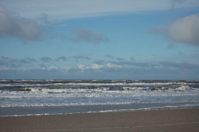 Rauschen der Wellen