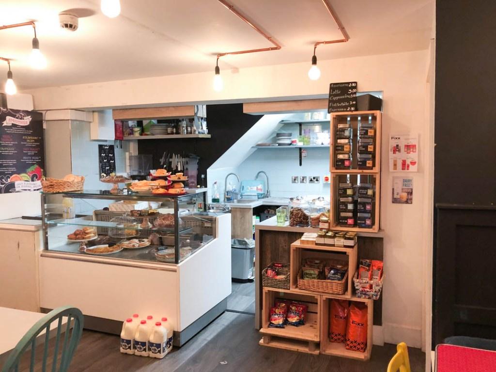 Yard Cafe Kilkenny