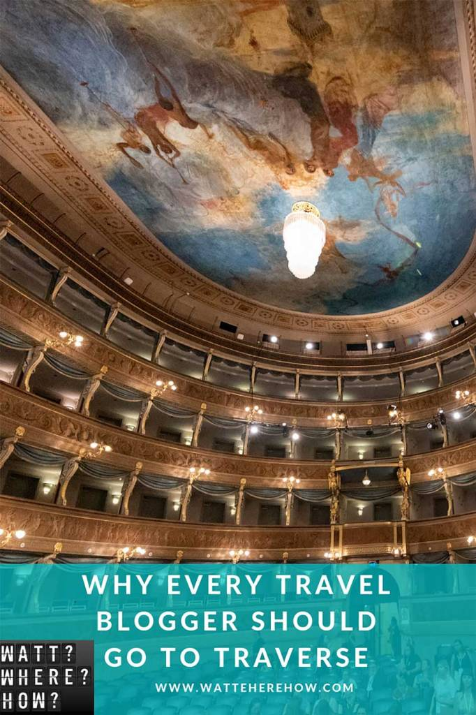 Traverse is an unmissable event for travel bloggers that teaches you so much, but also introduces you to beautiful places like Trento, Italy