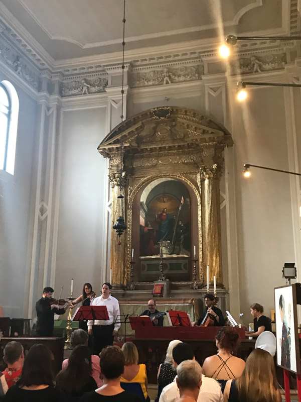 Venice on a budget: Classical music