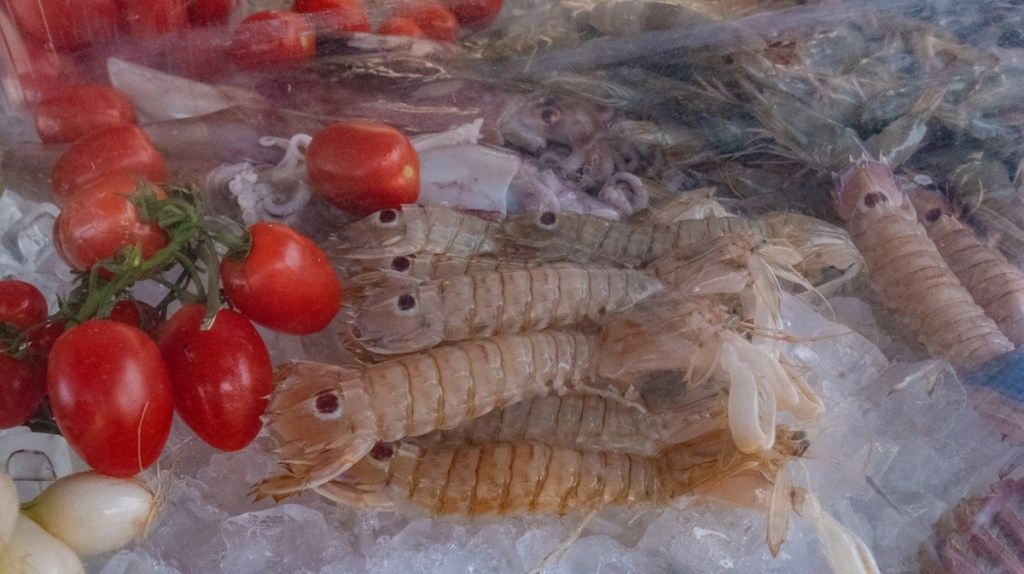 Venice on a budget: seafood