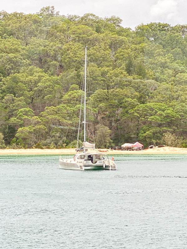 Tangalooma day trips take you to the beautiful tropical world of Moreton Island