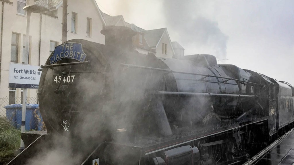 Take your Scotland road trip onto the rails or off the rails