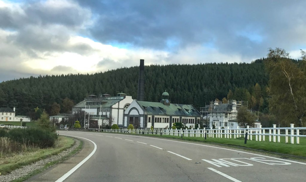 A Scotland Road Trip to the Whisky Trail shows a beautiful part of the country