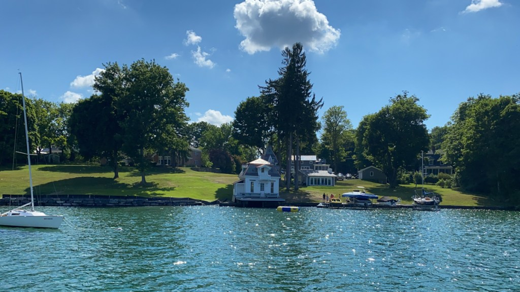 One of our favorite Long Weekend Escapes from New York City was to Skaneateles in the Finger Lakes by train and car.