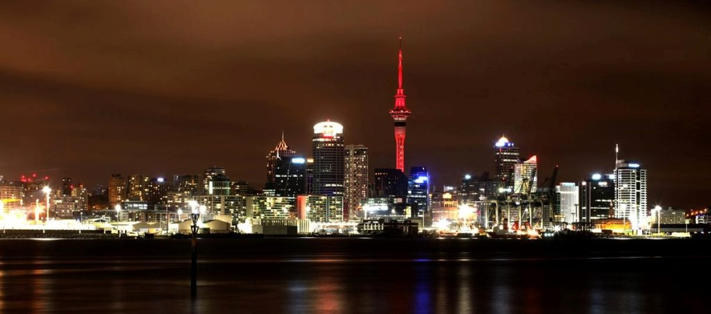 Auckland City 10th Liveable City in the World