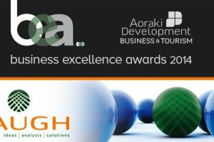 Waugh Infrastructure Management – Aoraki Business Excellence Awards 2014 Finalist