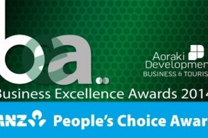 We Need Your Vote – People's Choice Award, 2014 SC Business Excellence Awards