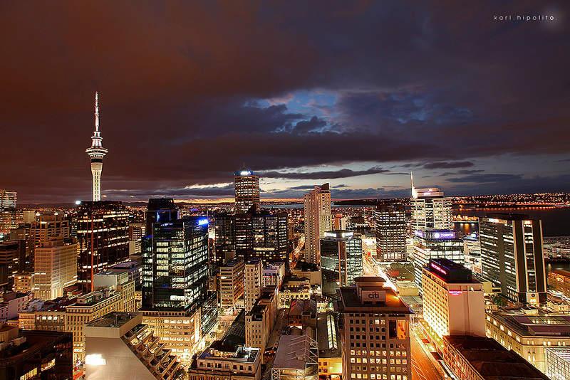 Quality of Living Auckland City