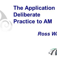 The Application of Deliberate Practice to Asset Management