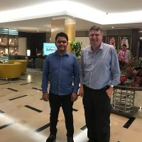 Linked In Social Media and Meeting in Riyadh, Engineering Connections