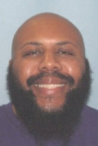 Steve Stephens, who Cleveland Division of Police said was being sought in connection with the killing of an individual