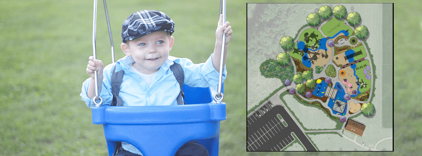 Playground for kids with disabilities breaks ground this week