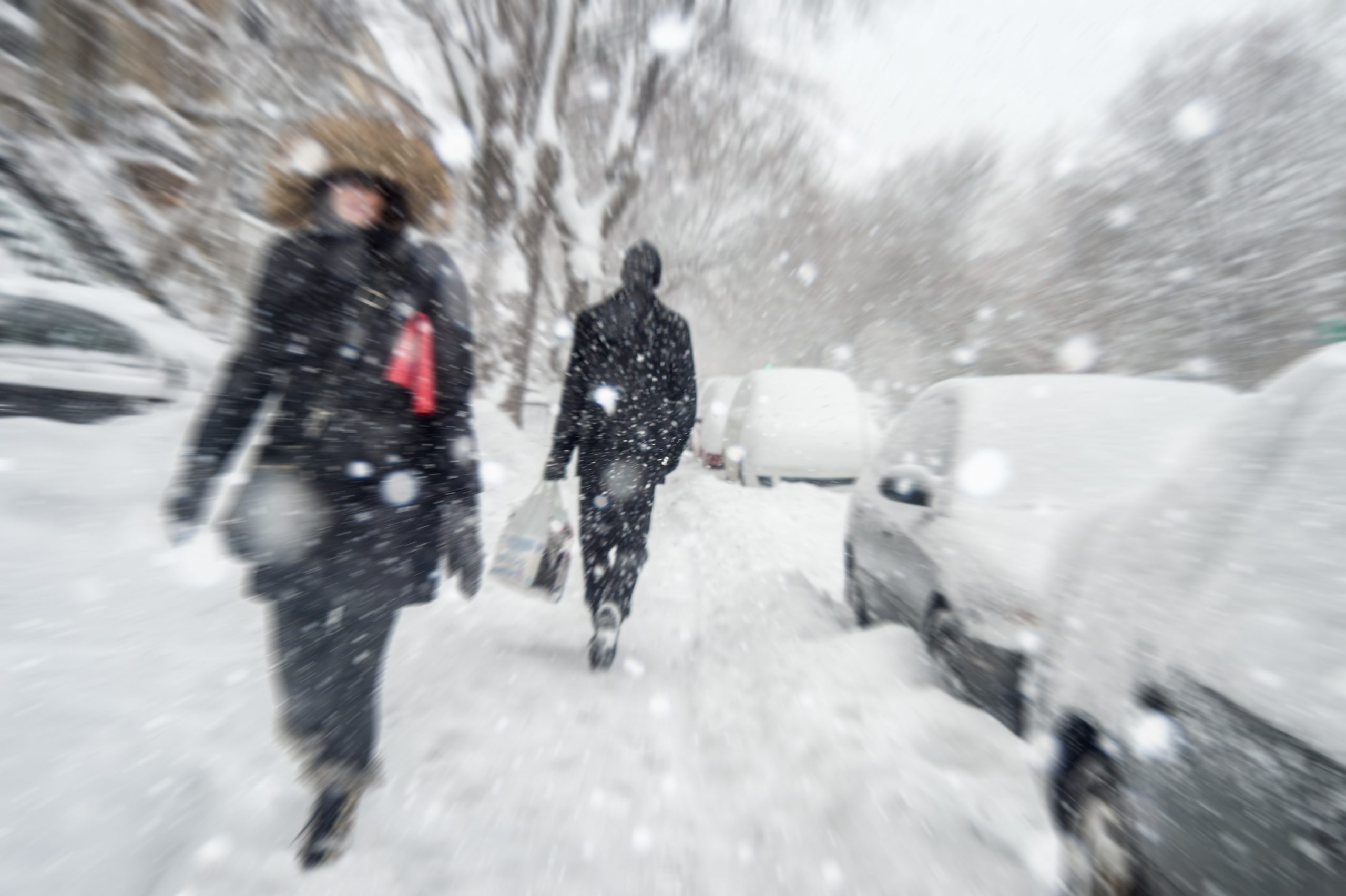 Monday storm could bring foot of snow to mountains