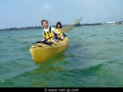 Sea kayak picture