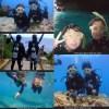 blue cave snokel & diving