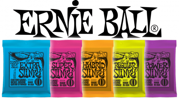 Купить струны Ernie Ball на репетиционной базе Вторая Волна