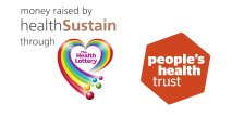 HealthSustain and People's Health Trust Logo