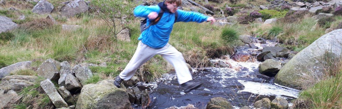 Adventure on Wimberry Moor