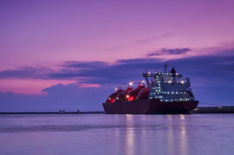 LNG Import Export
