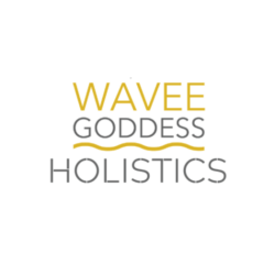 250x250 Wavee Goddess Holistics Circle Transparent Logo