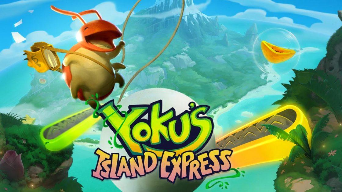 Yoku's island express-darby cupit