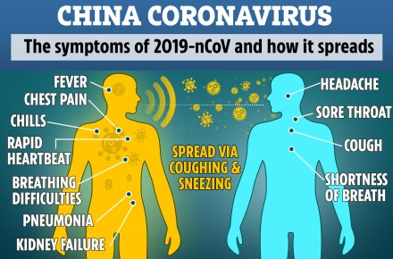 Corona virus covid 19 symptoms