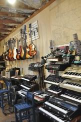 Keys and Guitars