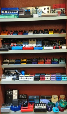 Pedal Wall