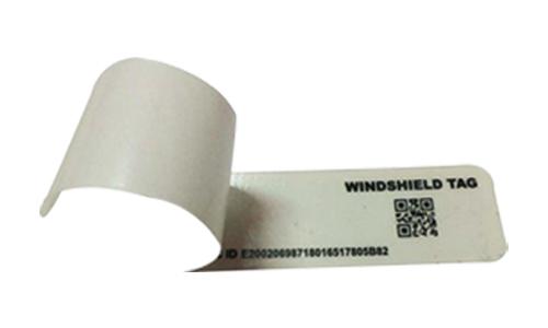 Speedo : UHF Windshield Tag