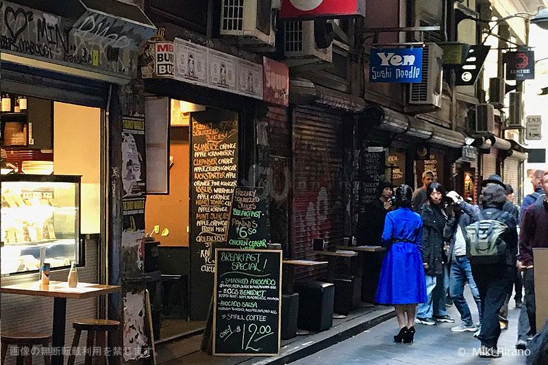 水樹奈々さん、ニューアルバム「CANNONBALL RUNNING」ジャケット撮影@メルボルン